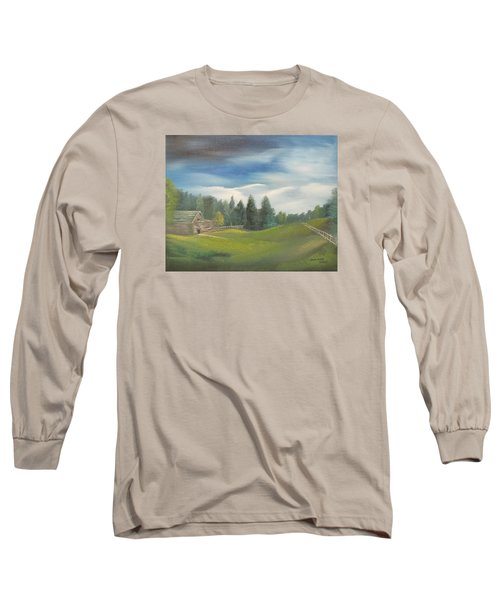 Meadow Dreams Long Sleeve T-Shirt