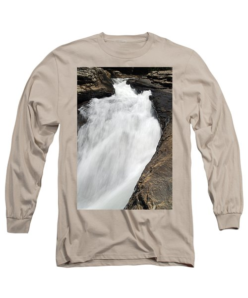 Meadow Run Water Slide 1 Long Sleeve T-Shirt