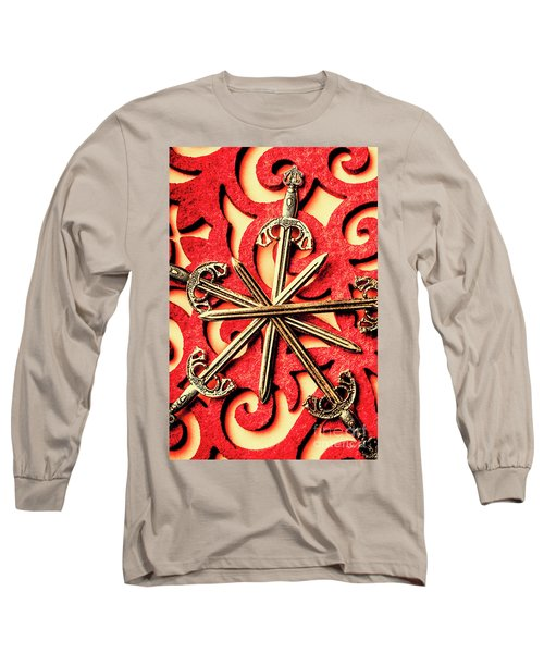 Medi-evil  Long Sleeve T-Shirt