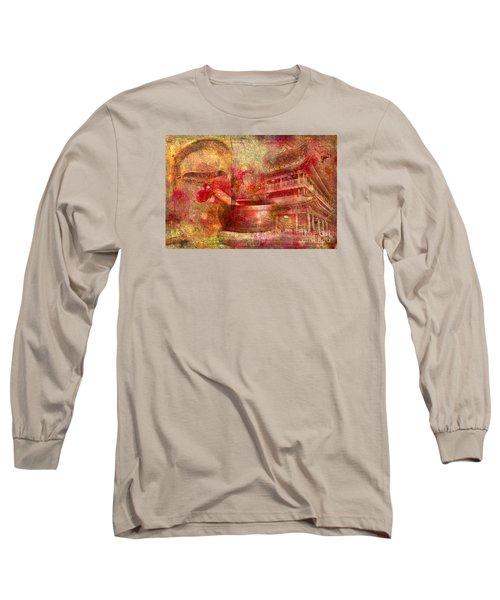 Meditative Montage 2015 Long Sleeve T-Shirt