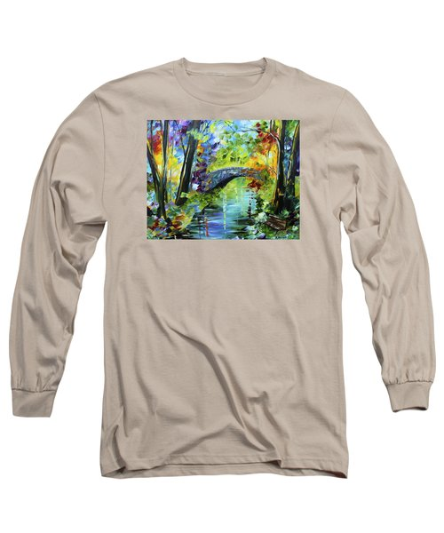 Megan's Bridge Long Sleeve T-Shirt