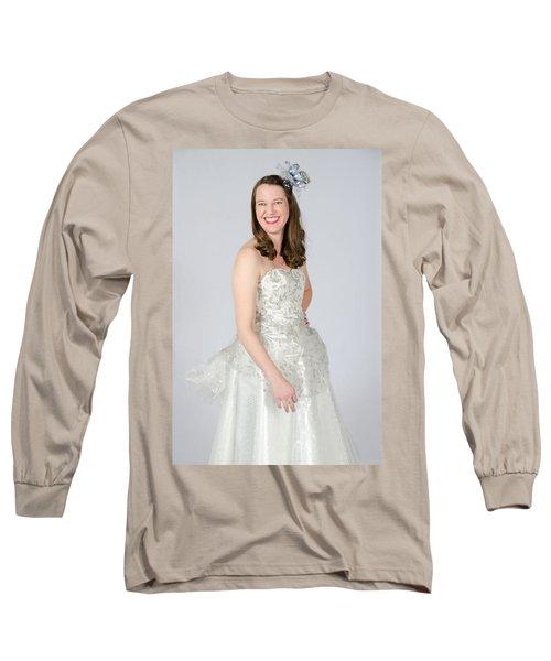Melisa Hart In Ready To Ship Long Sleeve T-Shirt