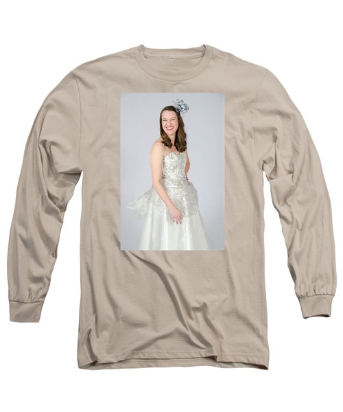 Melisa Hart In Ready To Ship Long Sleeve T-Shirt
