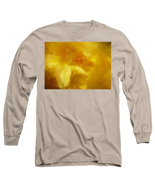 Long Sleeve T-Shirt featuring the photograph Mellow Yellow by Richard Cummings