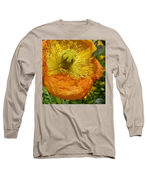 Mellow Yellow - Signed Long Sleeve T-Shirt