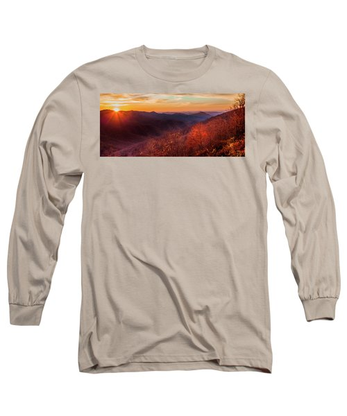 Melody Of Autumn Long Sleeve T-Shirt by Karen Wiles