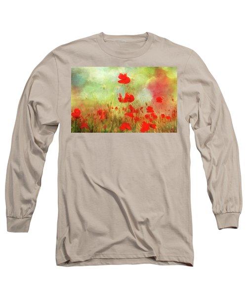 Melody Of Summer Long Sleeve T-Shirt
