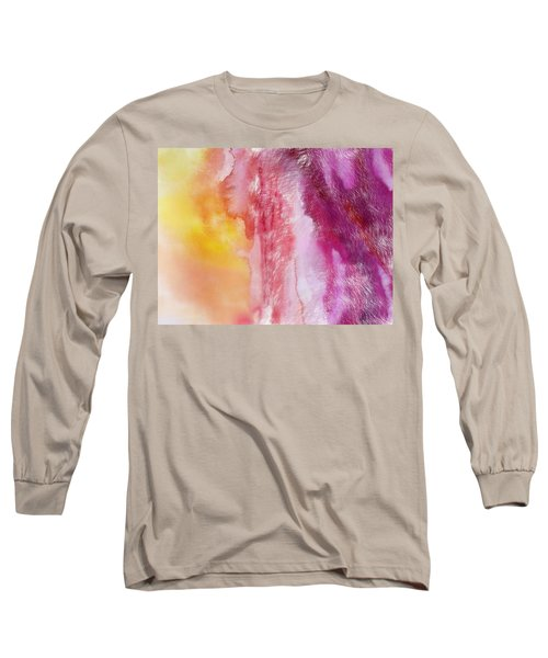 Melting Long Sleeve T-Shirt