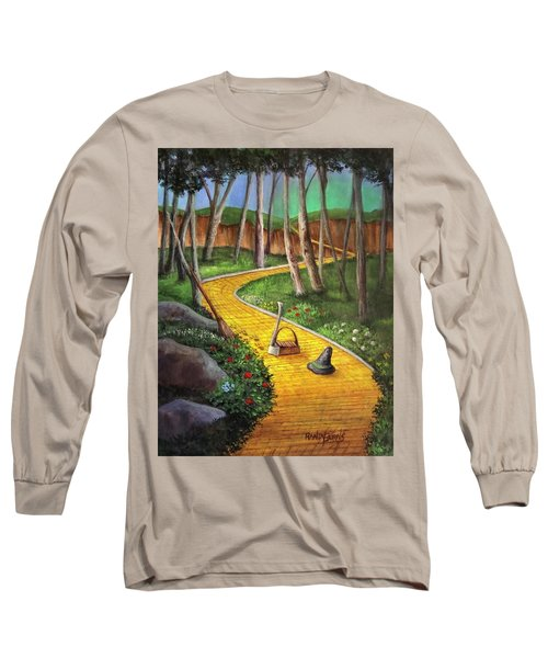 Memories Of Oz Long Sleeve T-Shirt