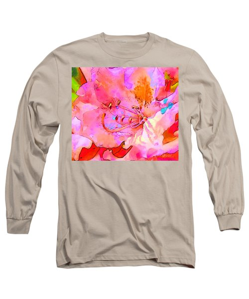 Memories Of Spring Long Sleeve T-Shirt