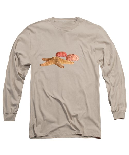 Memories Of Summer - Square Long Sleeve T-Shirt