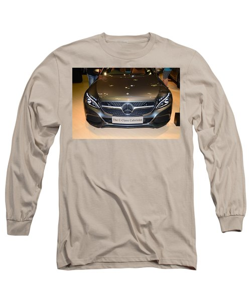 Mercedes Cabriolet Long Sleeve T-Shirt