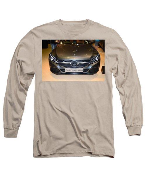 Mercedes Cabriolet Long Sleeve T-Shirt