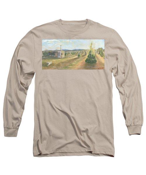Merry Valley Long Sleeve T-Shirt