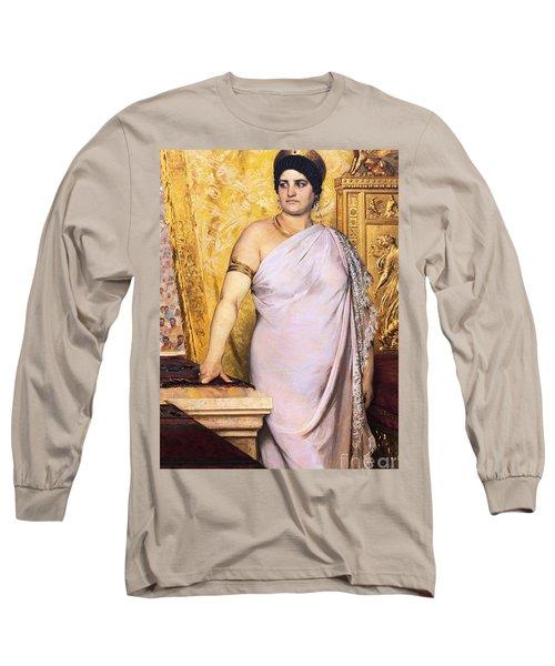 Messalina Long Sleeve T-Shirt by Pg Reproductions