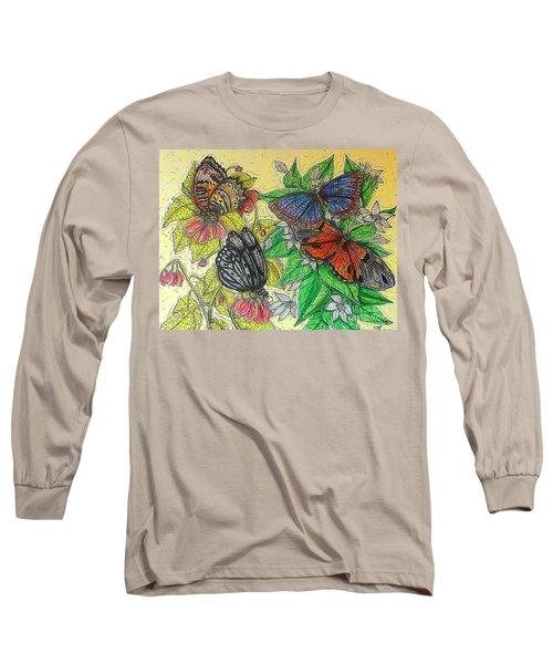 Messengers Of Beauty Long Sleeve T-Shirt