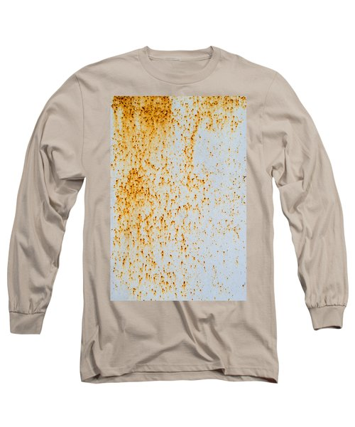 Long Sleeve T-Shirt featuring the photograph Metal Rust by John Williams