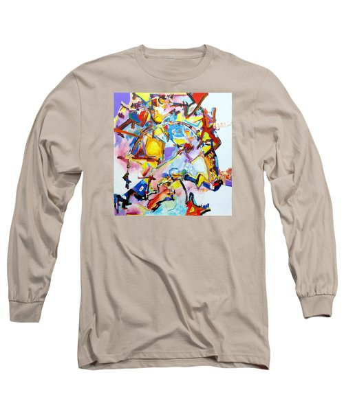 Metamorphosis On A Swing  Long Sleeve T-Shirt