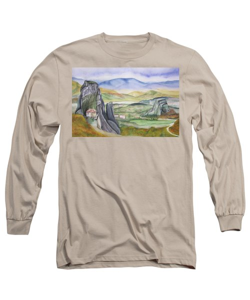 Meteora Long Sleeve T-Shirt