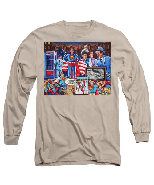 Metroplis 3 Long Sleeve T-Shirt
