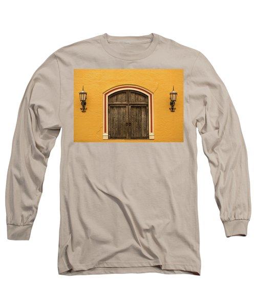 Mexican Door Long Sleeve T-Shirt