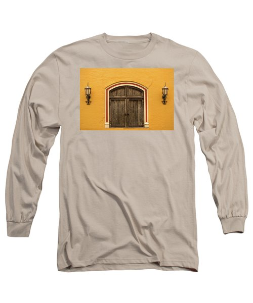 Mexican Door Long Sleeve T-Shirt