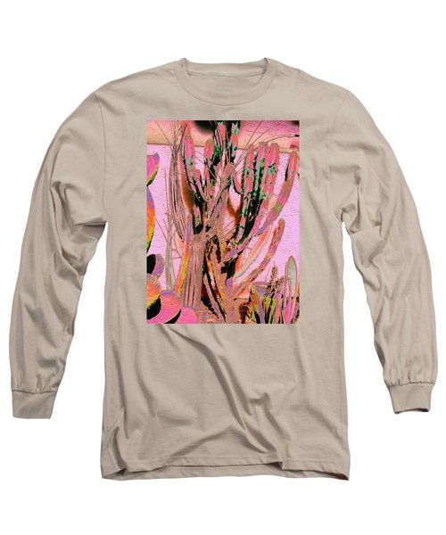 Long Sleeve T-Shirt featuring the photograph Mexico Colors 2 by M Diane Bonaparte