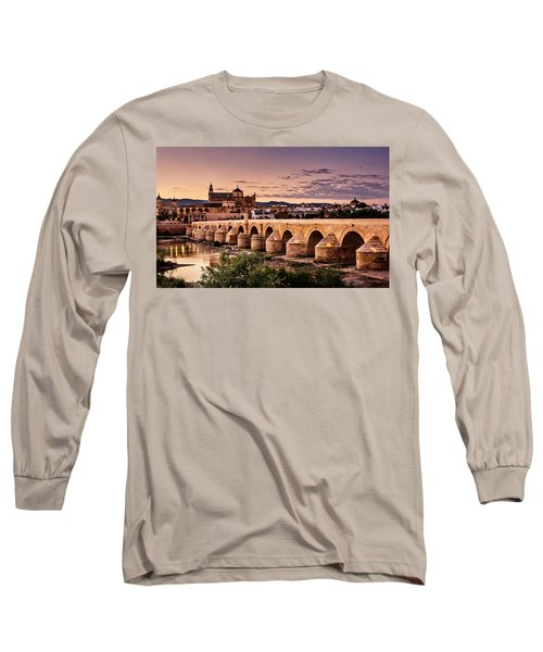 Mezquita In The Evening Long Sleeve T-Shirt