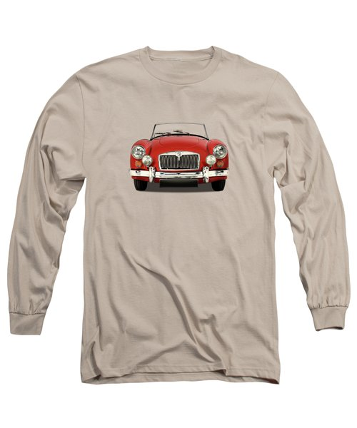 Mg Mga 1500 Long Sleeve T-Shirt