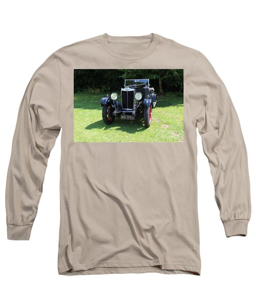 Mg Ta Long Sleeve T-Shirt