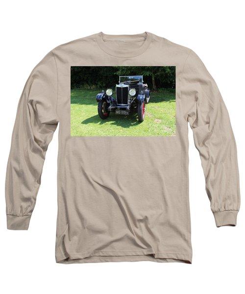 Mg Ta Long Sleeve T-Shirt