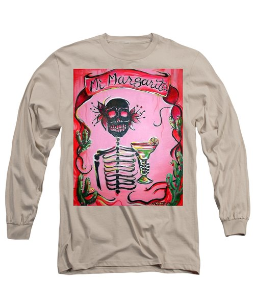 Mi Margarita Long Sleeve T-Shirt