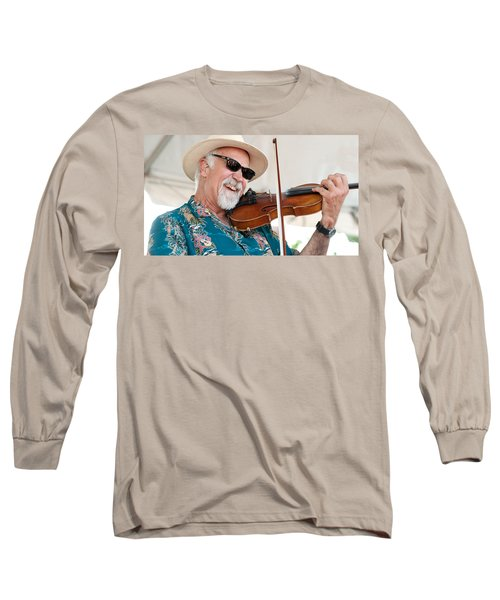 Michael Doucet Long Sleeve T-Shirt