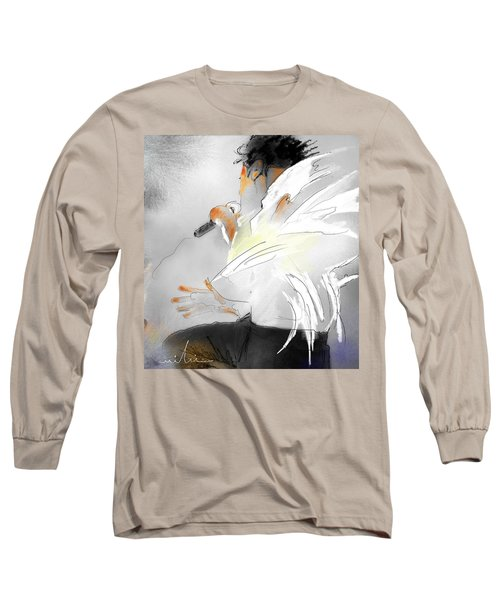 Michael Jackson 08 Long Sleeve T-Shirt