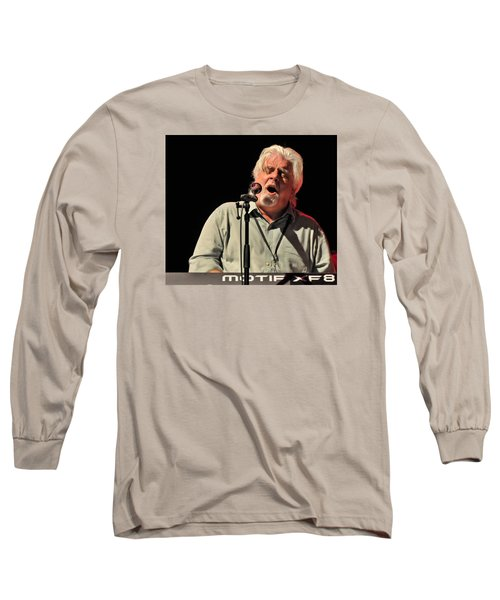 Michael Mcdonald At Tampa Bay Long Sleeve T-Shirt