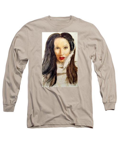 Michal Long Sleeve T-Shirt by G Cuffia