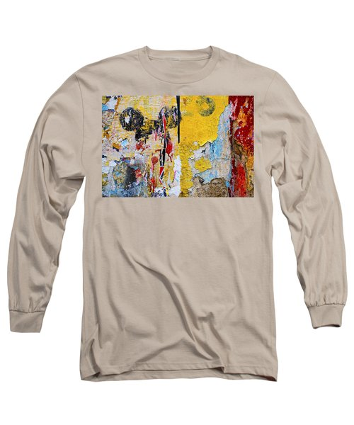 Mickeys Nightmare Long Sleeve T-Shirt