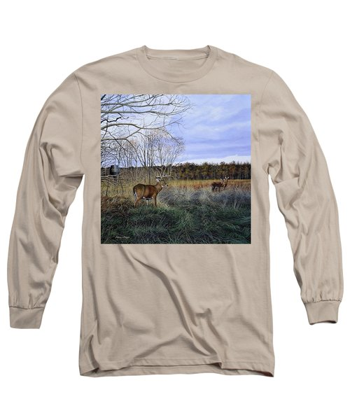 Take Out - Deer Long Sleeve T-Shirt