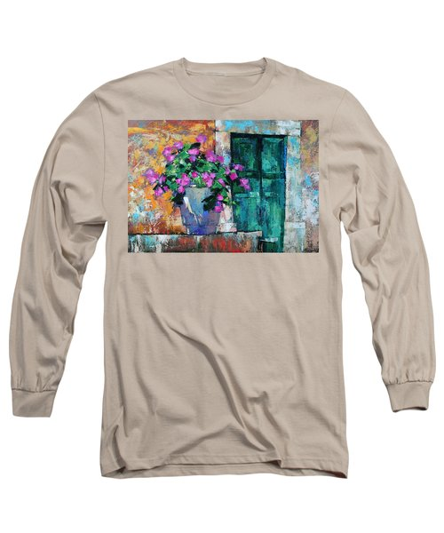 Mid Summer Long Sleeve T-Shirt