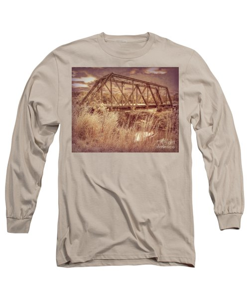Midnight Crossing Long Sleeve T-Shirt