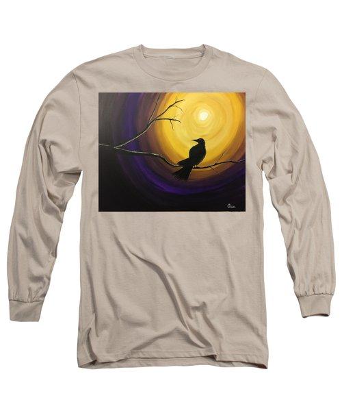 Midnight Raven Long Sleeve T-Shirt