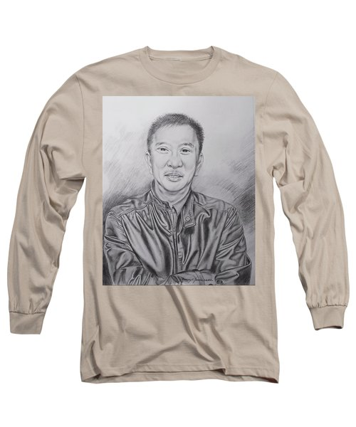 Mike Long Sleeve T-Shirt