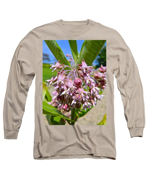 Milkweed Beauty Long Sleeve T-Shirt