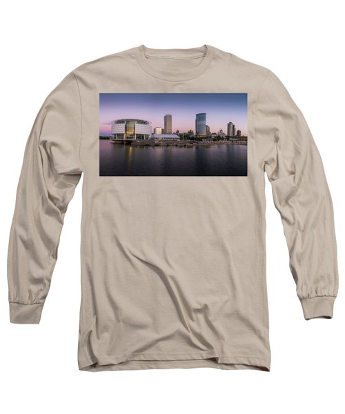 Milwaukee Sky Long Sleeve T-Shirt