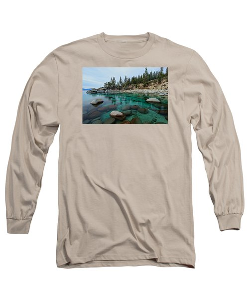 Mind Blowing Clarity Long Sleeve T-Shirt