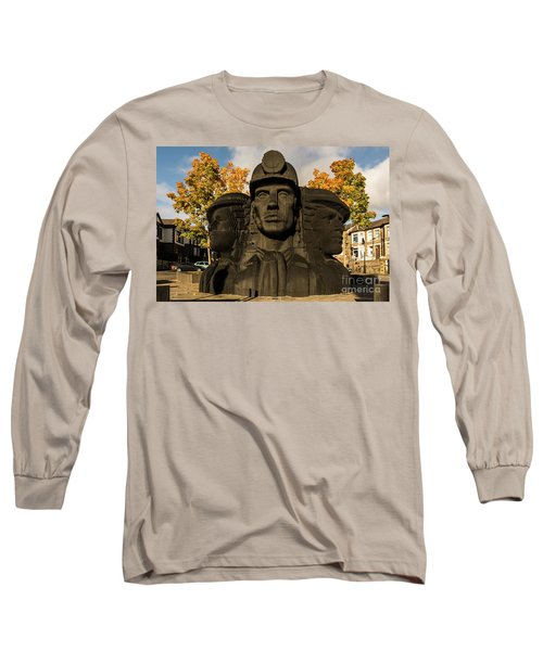Miners In The Autumn Long Sleeve T-Shirt