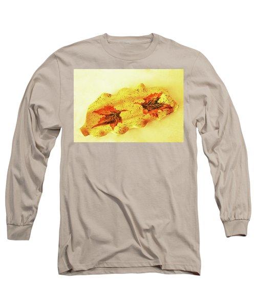 Long Sleeve T-Shirt featuring the photograph Mini Long Bowl by Itzhak Richter