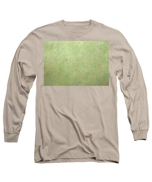 Minimal Number 1 Long Sleeve T-Shirt