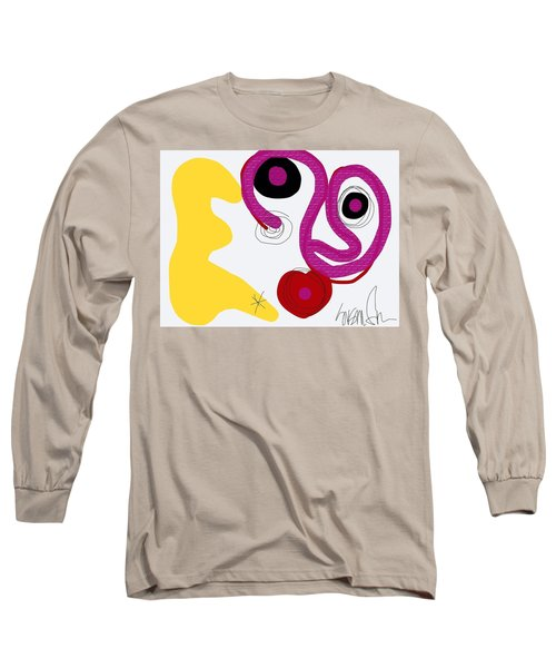 Miro Miro On The Wall Long Sleeve T-Shirt