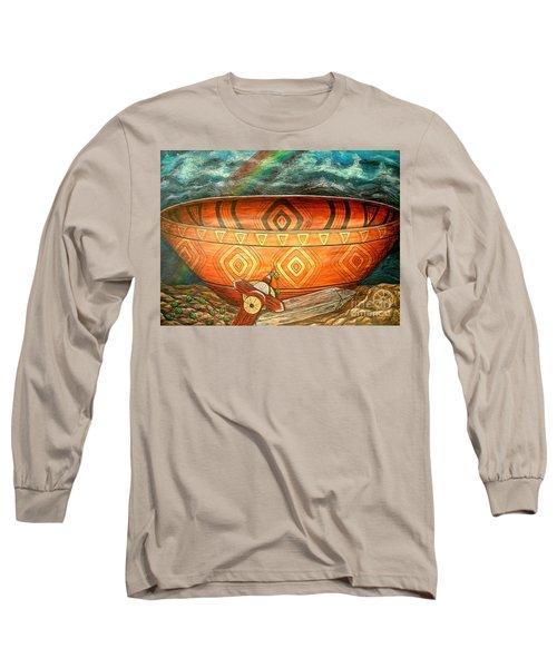 Miracles Long Sleeve T-Shirt by Kim Jones
